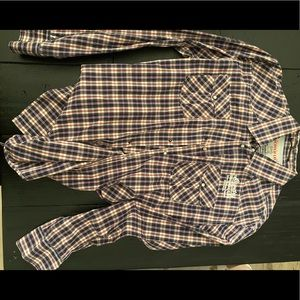 Men's Scotch button down dress shirt XXL